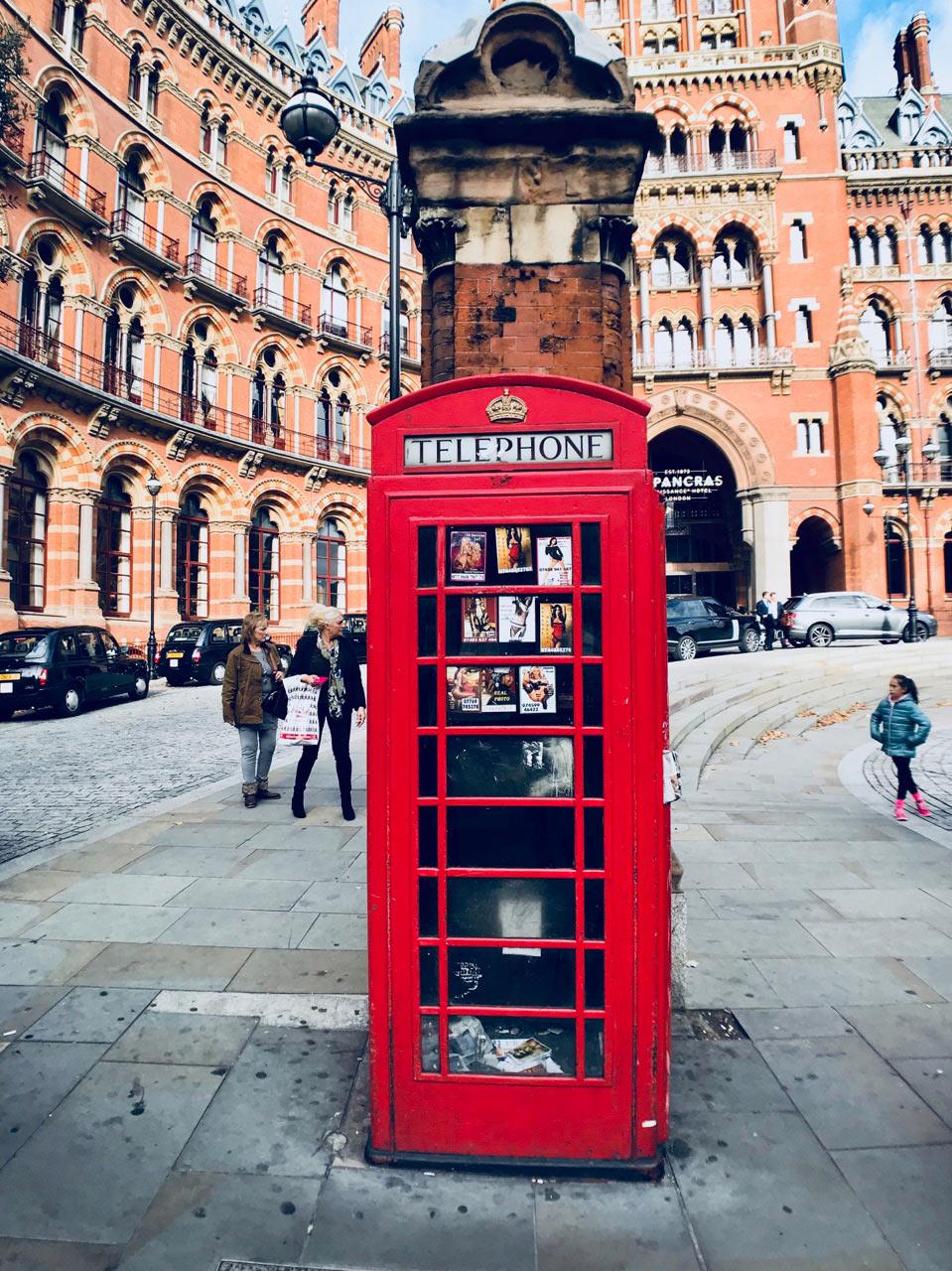 Лондон, как он есть